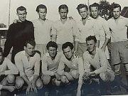 Fotbalový klub v Hrádku funguje už více než sto let.