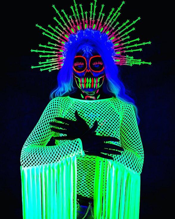 Ukázka z tvorby Michaely Rabové.