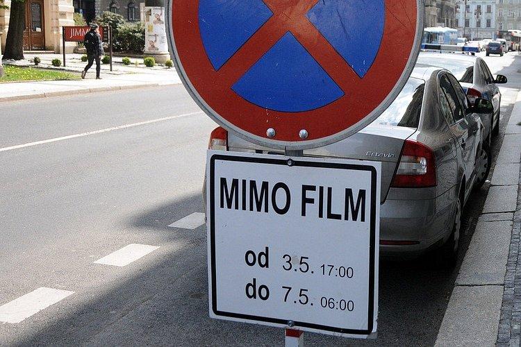 V Liberci se natáčí film o Freudovi.