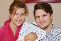 Mamince Evě Chadimové z Frýdlantu se dne 25. ledna v liberecké porodnici narodil syn Kryštof Mikyska. Měřil 49 cm a vážil 3,06 kg.