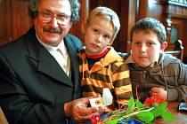 Celkem 80 odběrů má na svém kontě Oldřich Dutý z Mašova u Turnova. Překvapuje ale nejen jako dárce, ale i jako otec – s manželkou se stará o 9 dětí.