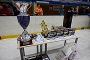 Šesťáci hráli v Liberci hokejový memoriál, který vyhrála Dukla Jihlava.