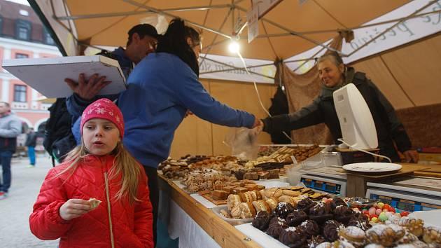 Liberecké Velikonoční trhy.
