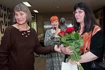 Liberečanka Věra Strnadová, čerstvá nositelka Ceny Olgy Havlové.