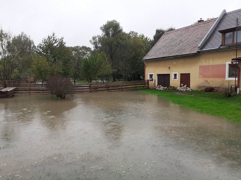 Předlánce na Liberecku.