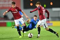 AC Sparta Praha - FC Slovan Liberec (N2) 1:0Martin Frýdek, Tomáš Malinský