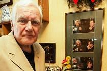 Bývalý poradce prezidenta Václava Havla Jan Šolc.