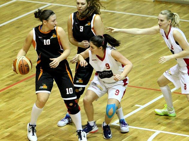 Basketbalistky čeká boj o záchranu v I. lize