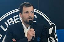NOVÝ PŘEDSEDA. Jiří Bermann se stal předsedou krajského výboru Českého hokeje.