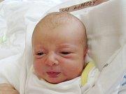 JINDŘICH KOPECKÝ Narodil se 5. června v liberecké porodnici mamince Janě Kopecké z Liberce. Vážil 3,84 kg a měřil 52 cm.