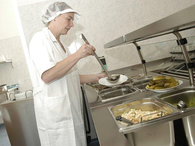 Město Liberec chystá mapu centrálních kuchyní.