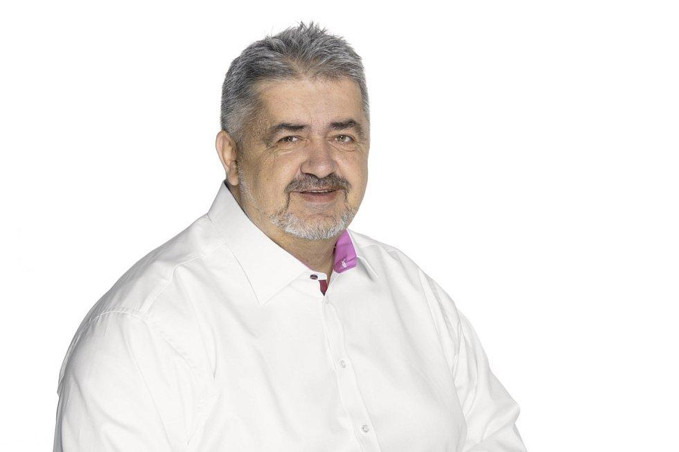 Starostové pro Liberecký kraj. Michael Canov.