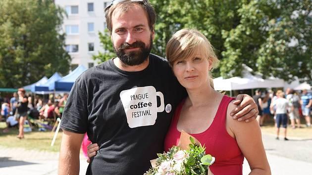 Jiří a Veronika Iblovi.