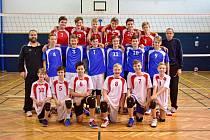 Volejbalový tým TJ Slavie Liberec