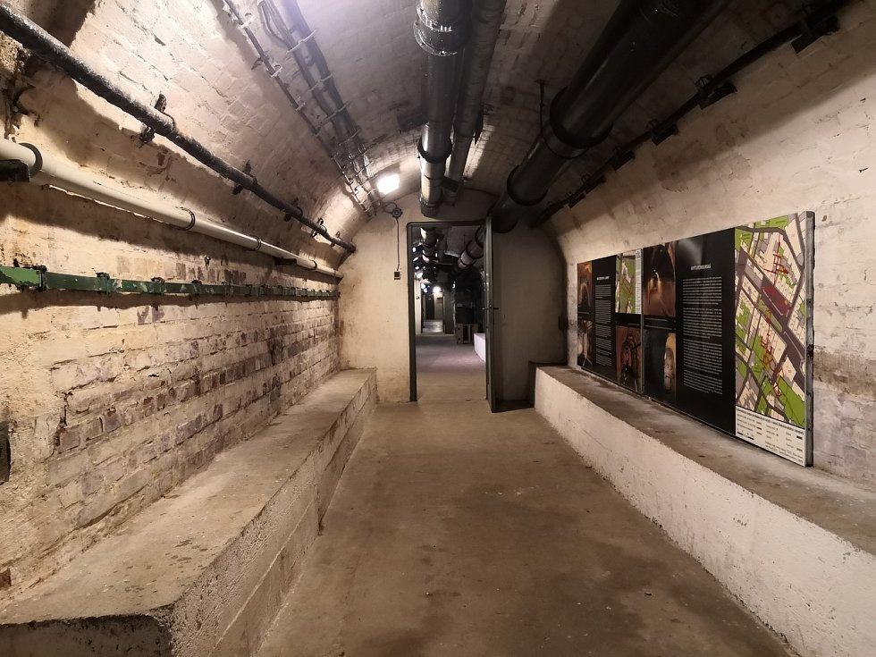 Liberecké podzemí.