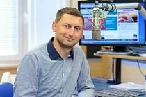 Tomáš Beneš, programový vedoucí ČRo Liberec.