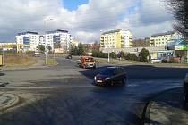 Sídliště Rochlice v Liberci.