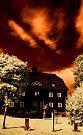 Žár nad Panským domem