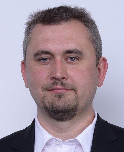 Alexandr Stejskal, kandidát do zastupitelstva města Frýdlant 2018.