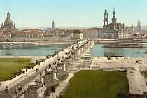 Staré Drážďany ilustrační foto