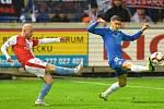 Fotbal Liberec - Slavia.