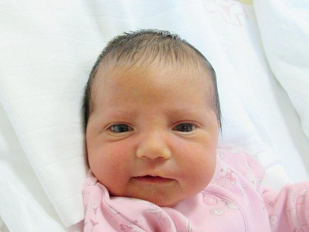 MICHAELA HRUBÁ Narodila se 23. července v liberecké porodnici mamince Michaele Špátové z Liberce. Vážila 3,14 kg a měřila 50 cm.