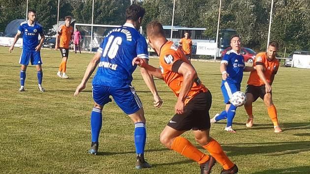 Béčko Slovanu Liberec prohrál ve Velvarech 0:2.
