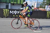 Kevin překonal mozkovou obrnu a stal se mistrem České republiky paracyklistů