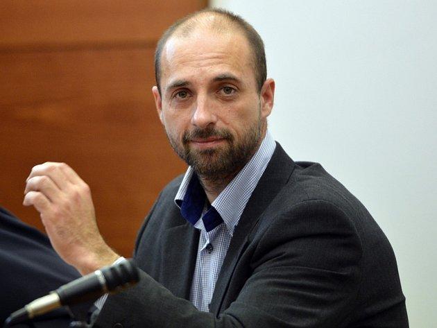 Kauza bývalého policejního velitele oddělení v Liberci Marka Ducháčka.
