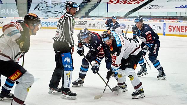 3. zápas semifinále Bílí Tygři Liberec – Sparta Praha