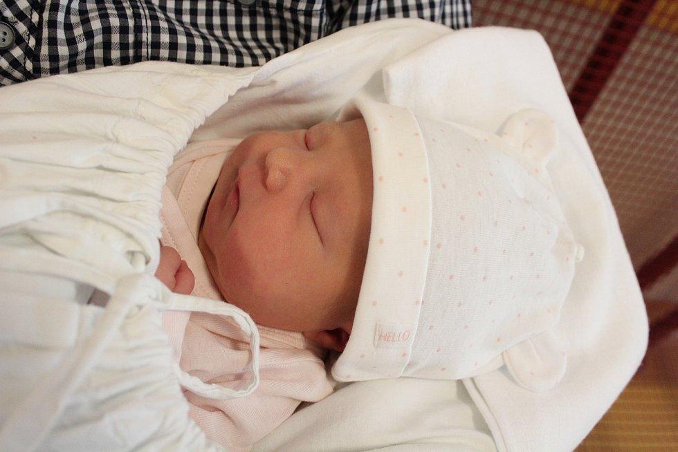 Klára Zdražilová. Narodila se 9. září v liberecké porodnici mamince Daniele Cermanové z Hrádku nad Nisou. Vážila 3,2 kg a měřila 50 cm.