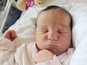 EMA PRAŽÁKOVÁ Narodila se 21. srpna v liberecké porodnici mamince Petře Kánské z Liberce. Vážila 3,30 kg a měřila 49 cm.