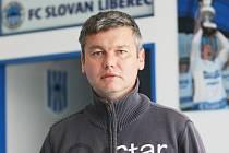 NOVÝ TRENÉR JUNIORKY. David Vavruška.