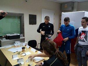 Hráči Slovanu volili na Kypru