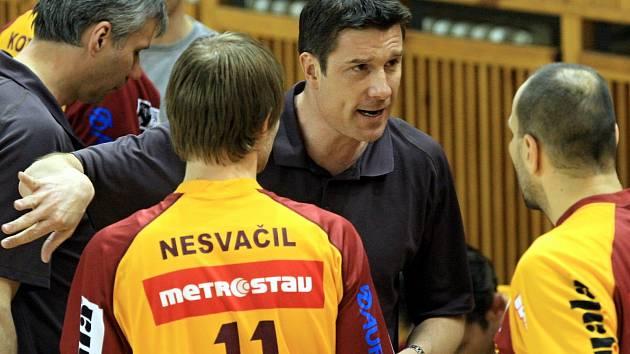 Michal Nekola, trenér VK Dukla Liberec
