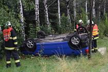 Dopravní nehody se zraněním zkomplikovaly provoz na Liberecku.