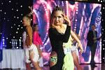 Tanečníci v latinskoamerických tancích soutěží na WORLD DANCE CHAMPIONSHIP v libereckém Babylonu.