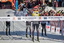 VÍTĚZ. Loňské vítězství obhájil Nor Andreas Nygaard.