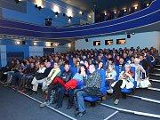 Ve Frýdlantu otevřeli digitalizované kino.