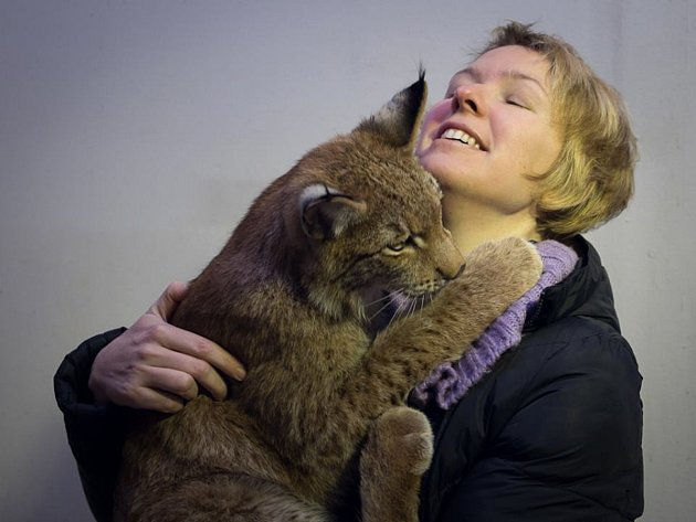 Tereza Mináriková a Blondie.