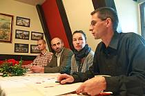 Stínová rada města Změny pro Liberec kritizovala na své tiskové konferenci nové místo pro bývalého náměstka Milana Šíra.