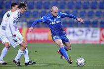 Liberečtí fotbalisté ještě ani jednou v letošním ligovém ročníku nepřijeli z výjezdu na hřiště soupeře s prázdnou. Jiří Štajner sice v sobotu gól nedal, ale byl stálým nebezpečím pro branku Slovácka.