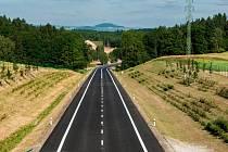 ZRYCHLENÍ se řidiči na silnici z Liberce do Chrastavy dočkají nejdříve příští rok.