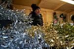 V Liberci byly slavnostně zahájeny vánoční trhy.