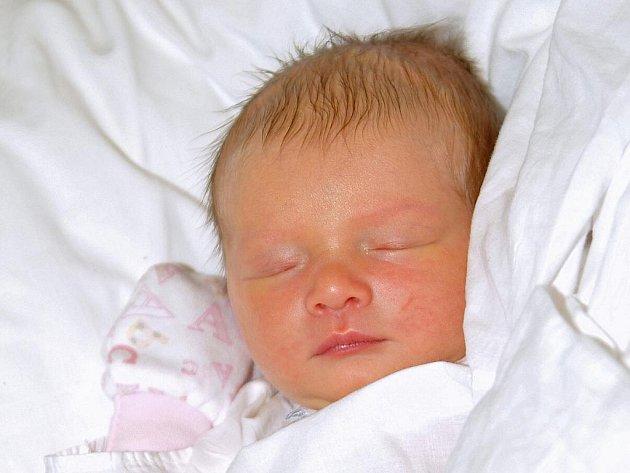 Novorozeně. Ilustrační foto.