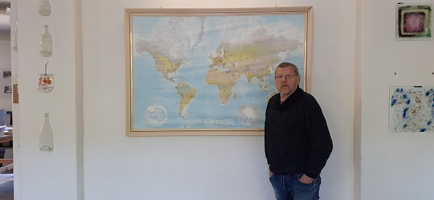Josef Novotný, SpiderGlass