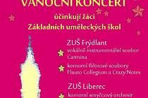 Vánoční koncert v kostele v Jindřichovicích
