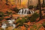 Podzim na Bílém Štolpichu
