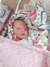 ZUZANA ABSOLONOVÁ Narodila se 8. května v liberecké porodnici mamince Pavlíně Absolonové z Liberce. Vážila 3,24 kg a měřila 51 cm.
