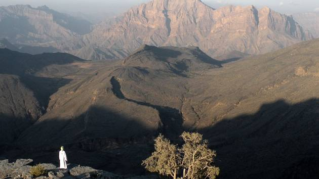 exotický jižní Omán